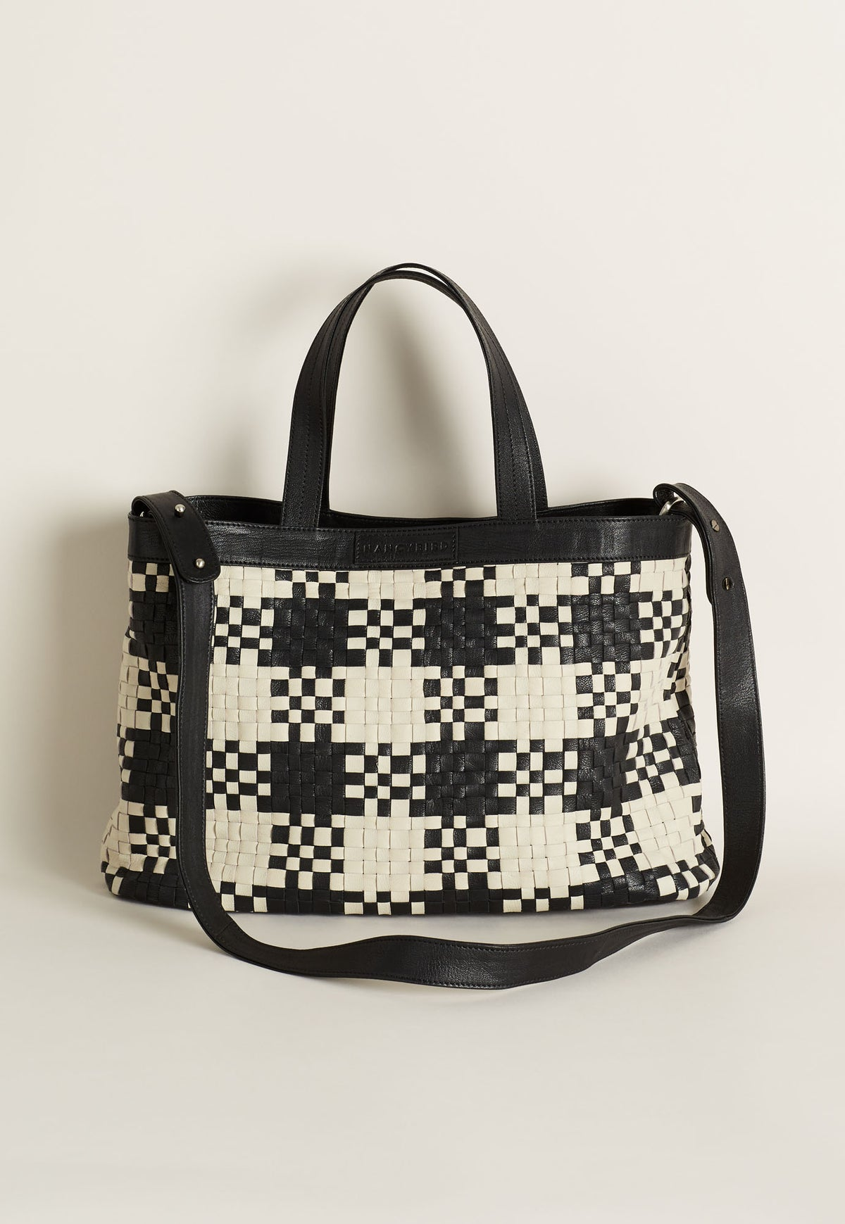 Basket Bag - Black