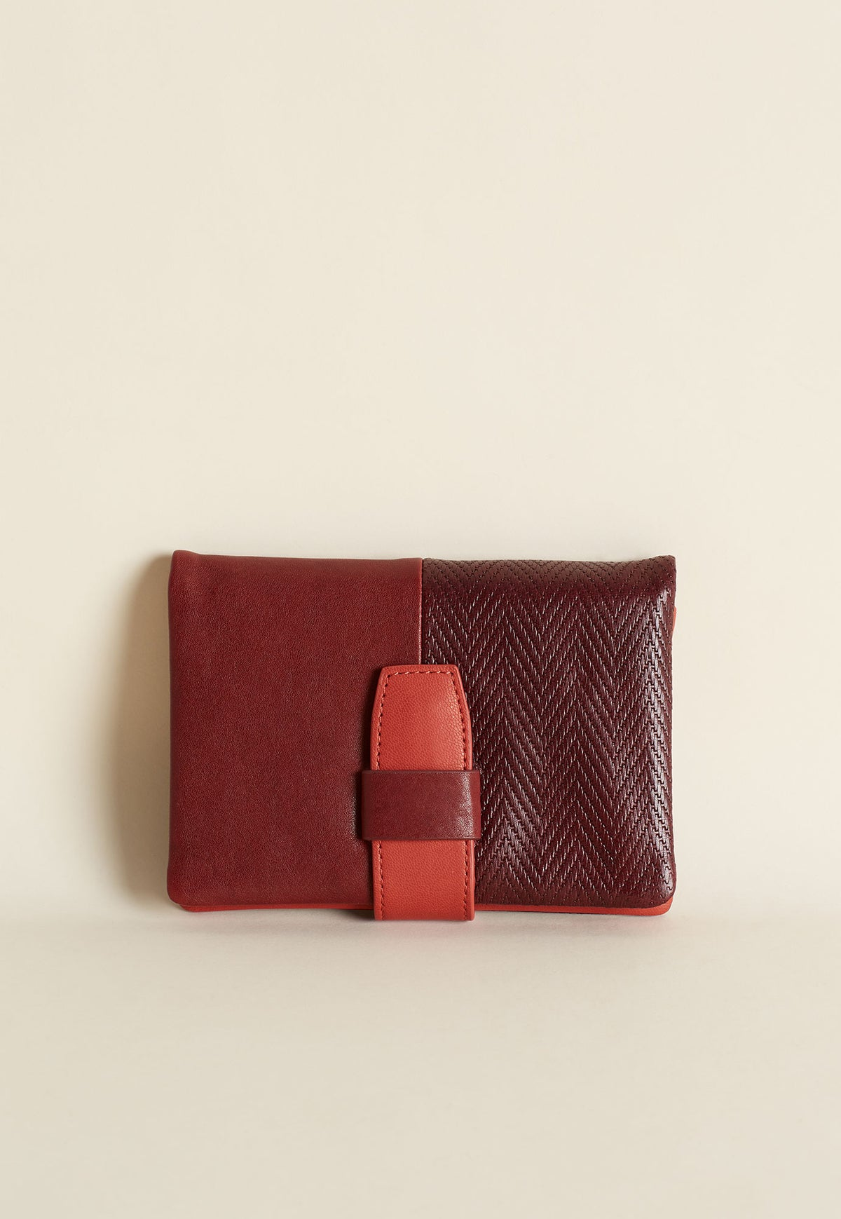 Bedford Wallet - Dark Berry