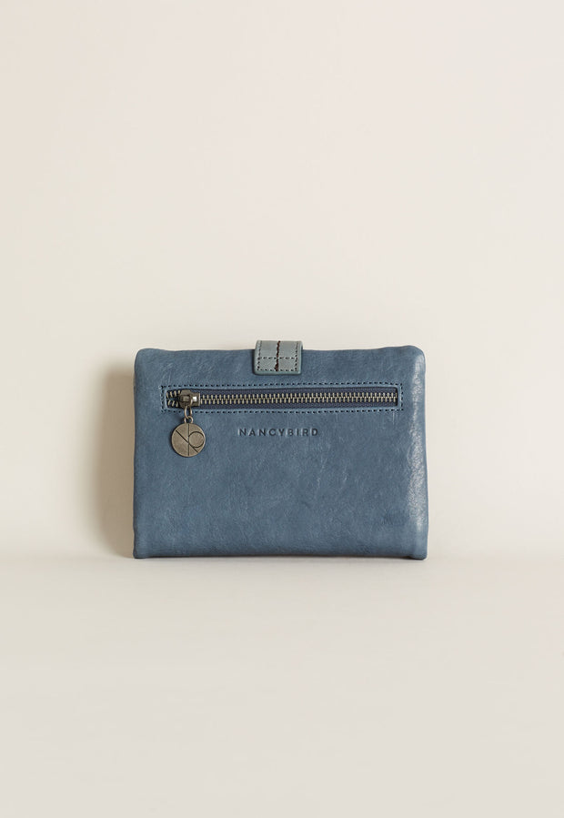 Bedford Wallet - Denim