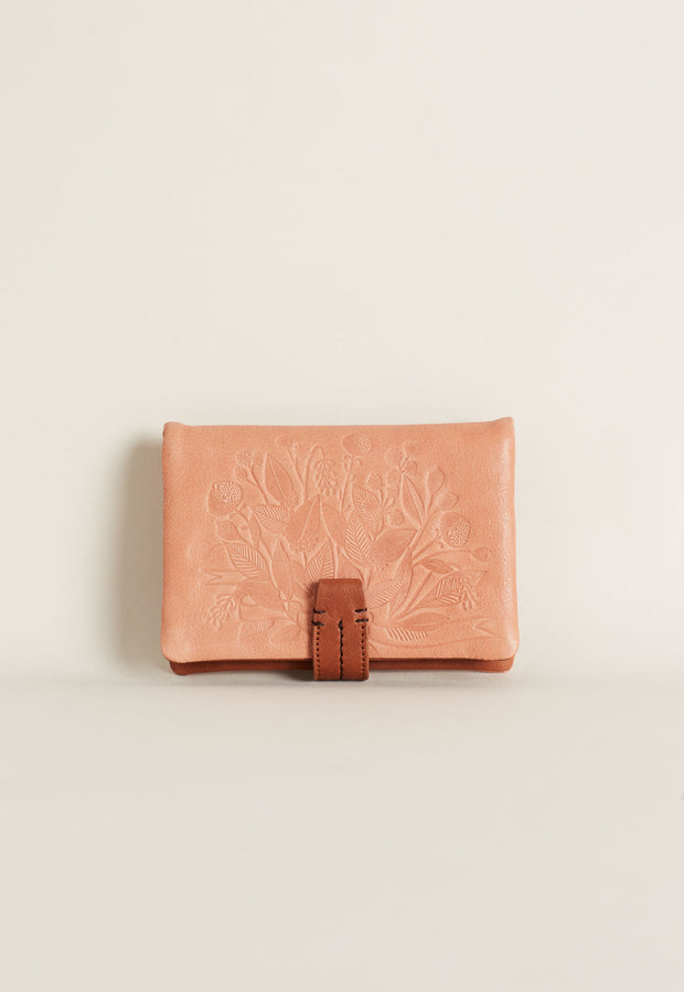 Bedford Wallet - Dusty Pink
