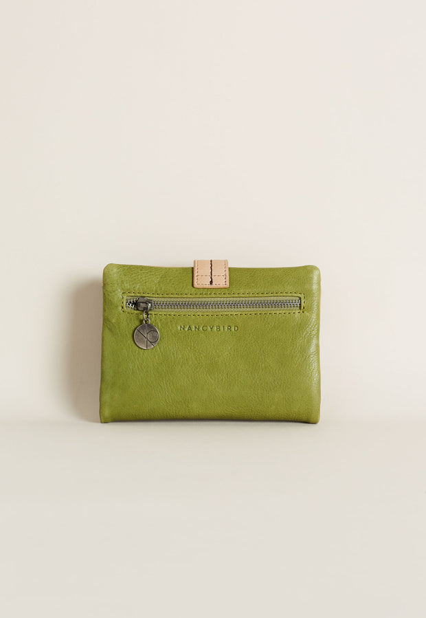 Bedford Wallet - Moss Green