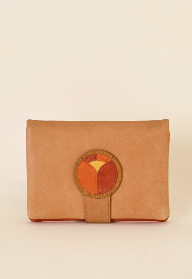 Bedford Wallet - Almond