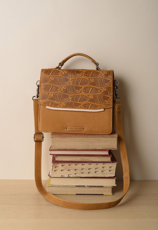 Chapter Bag - Ochre