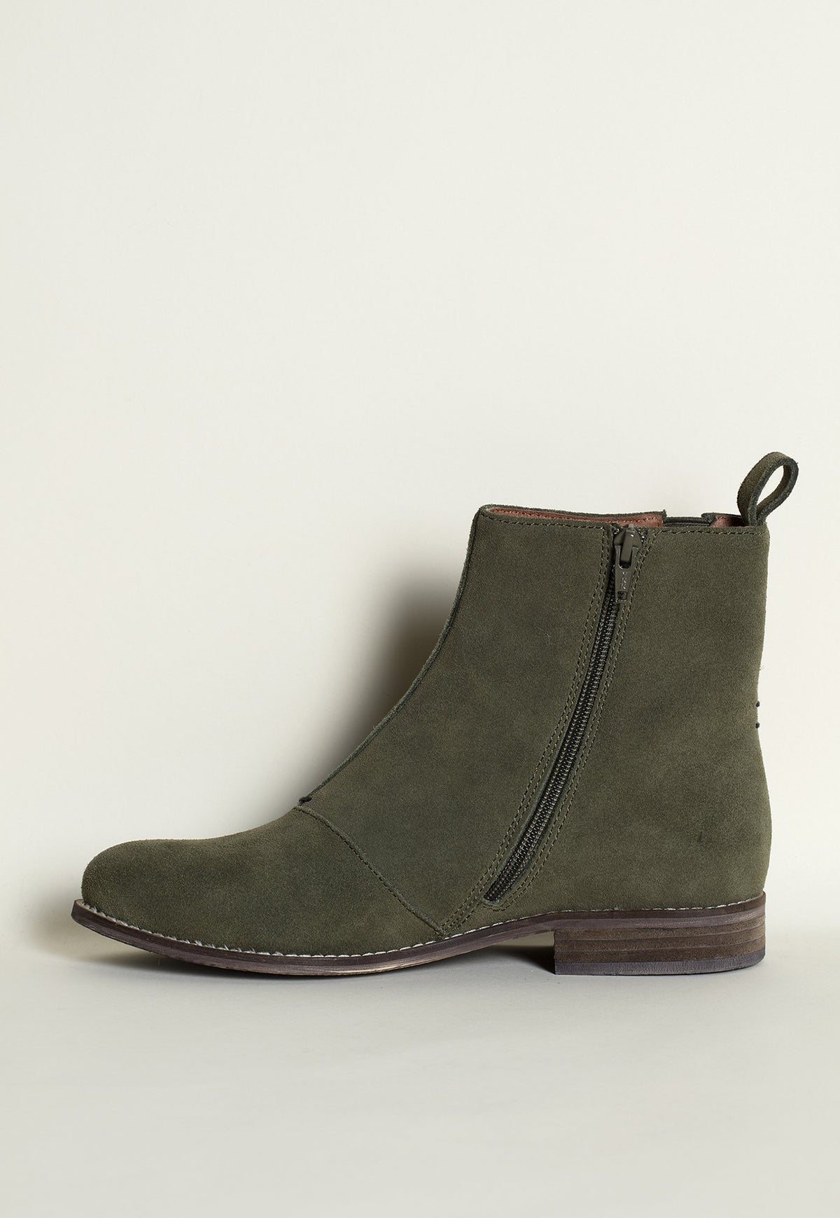 Chelsea Boots - Olive