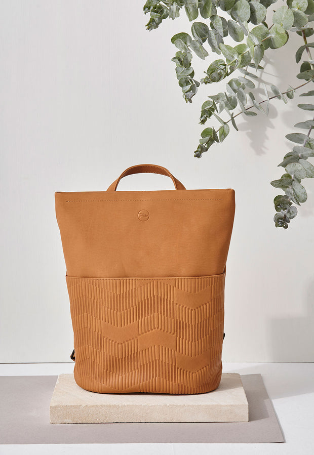 Deco Backpack - Almond