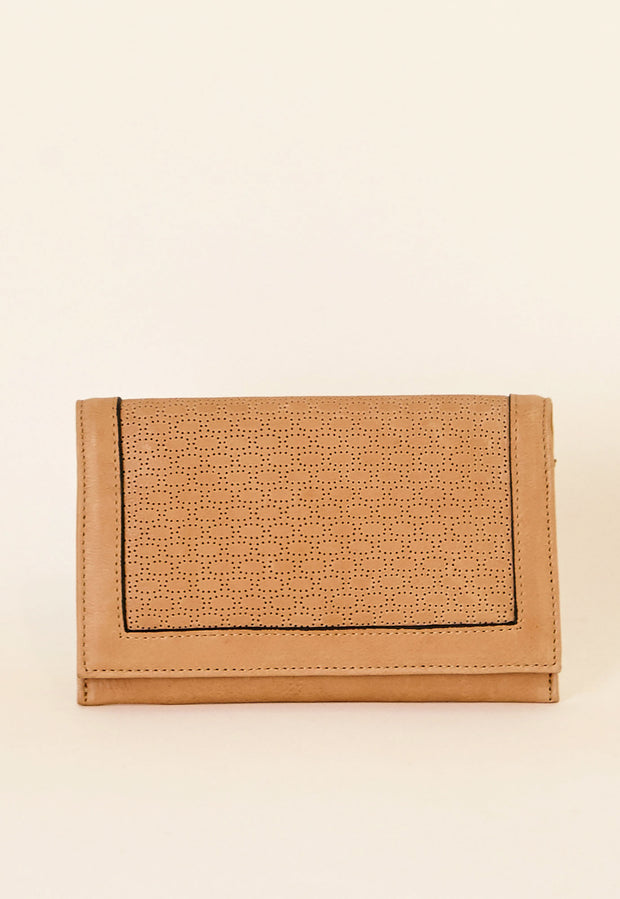 Deco Wallet - Almond