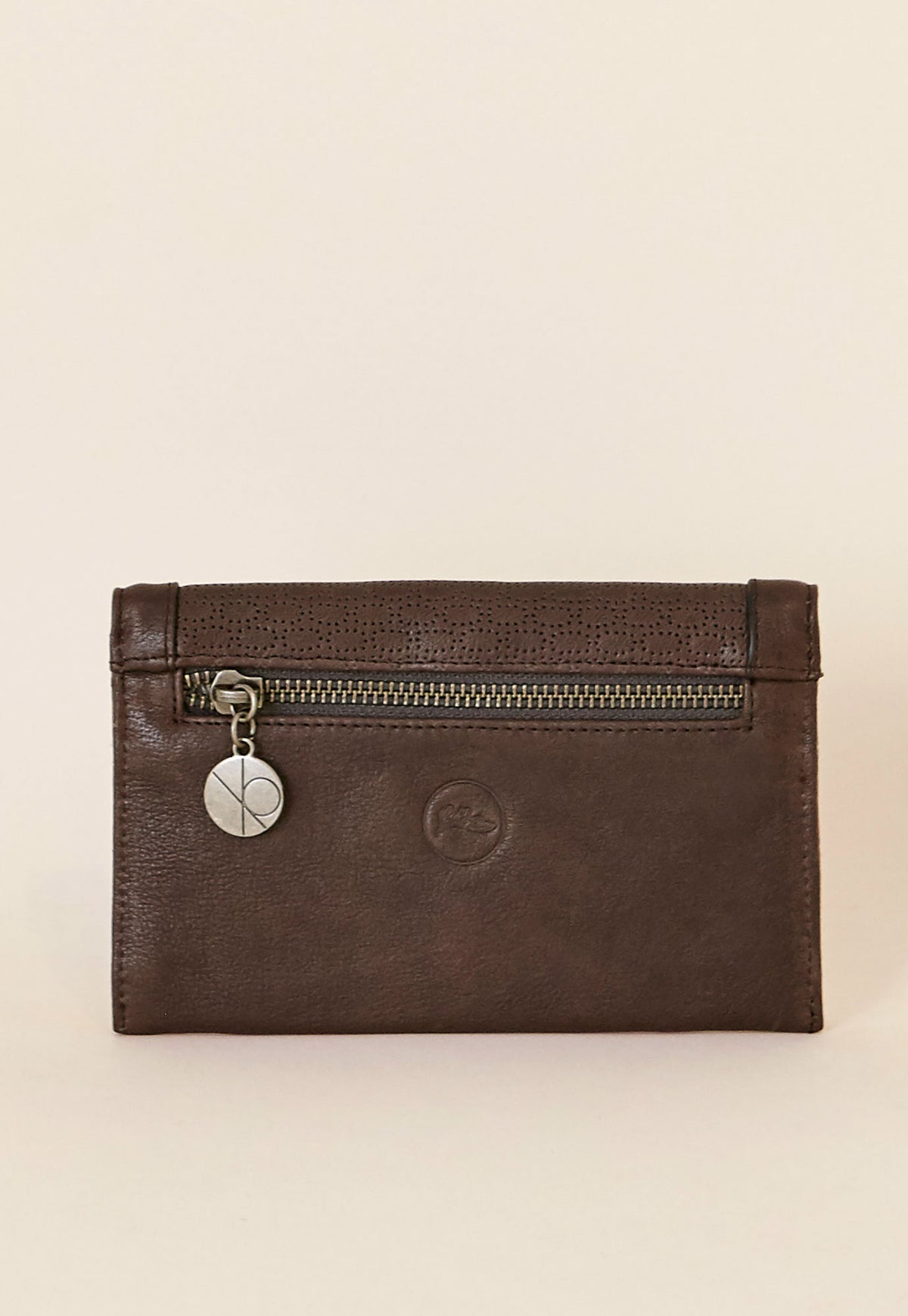 Deco Wallet  - Dark Chocolate