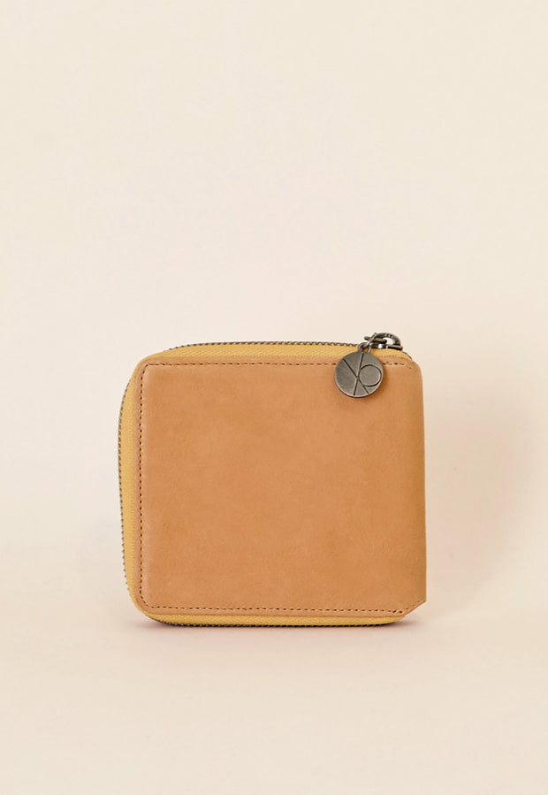 Demi Wallet - Almond