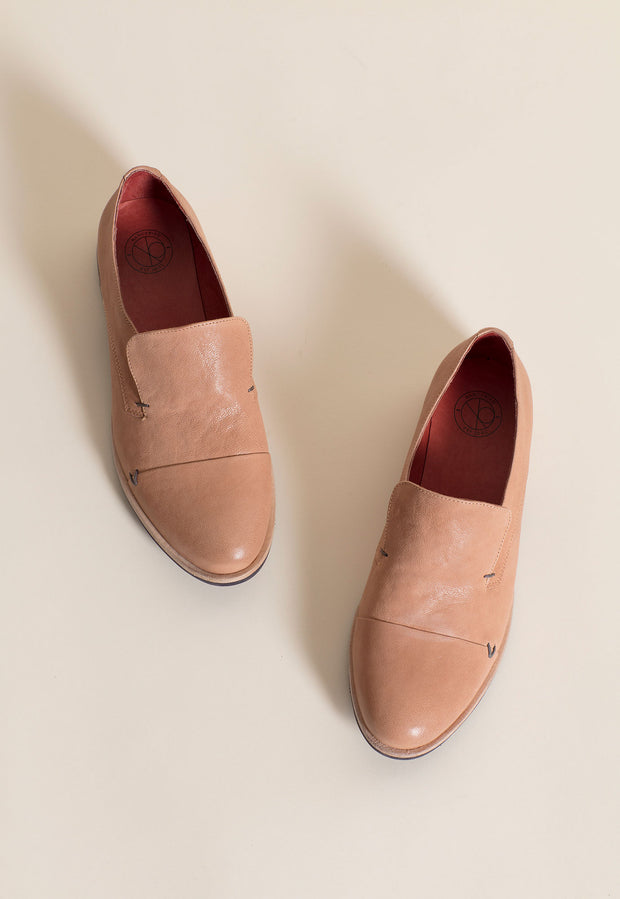 Eastern Loafer - Sand