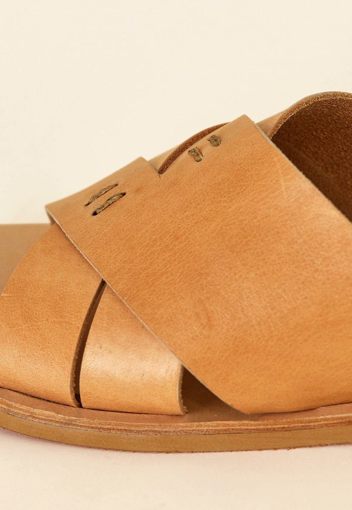 Easy Sandal - Almond