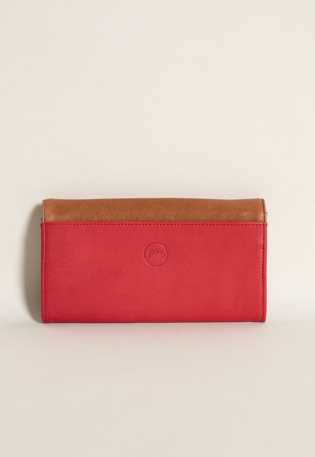 Equinox Wallet - Red