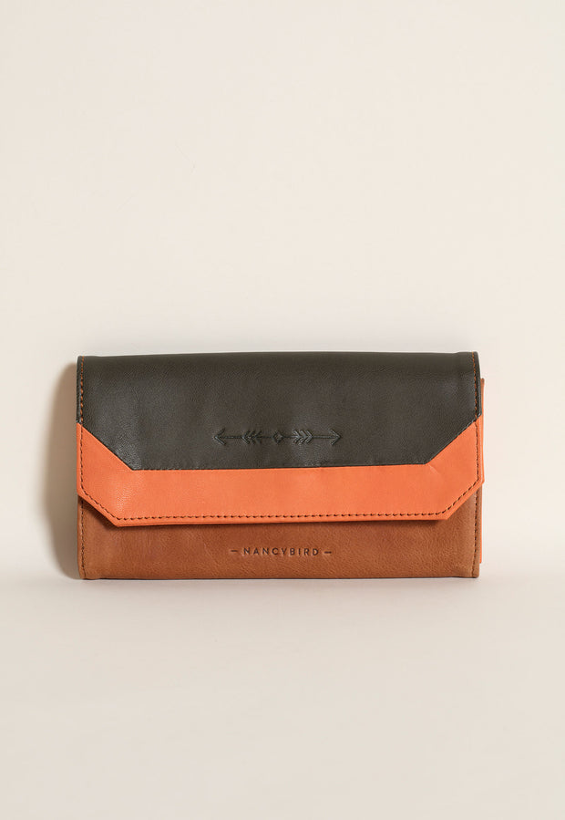 Equinox Wallet - Terracotta