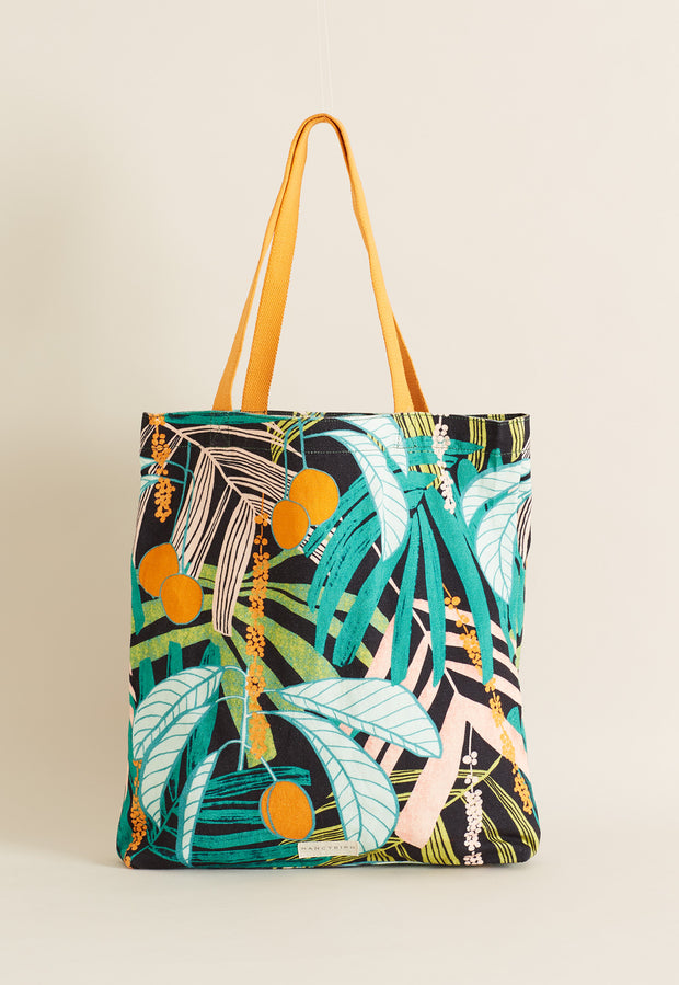 Canvas Tote Bag - Tropics