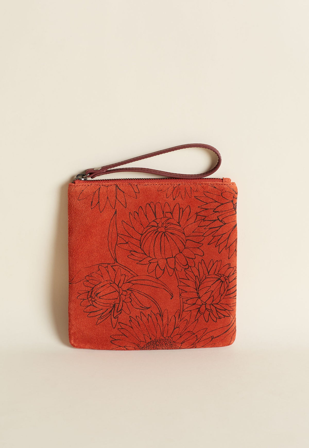 Holdall Pouch - Coral