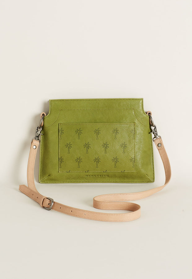 Hunter Bag - Moss Green