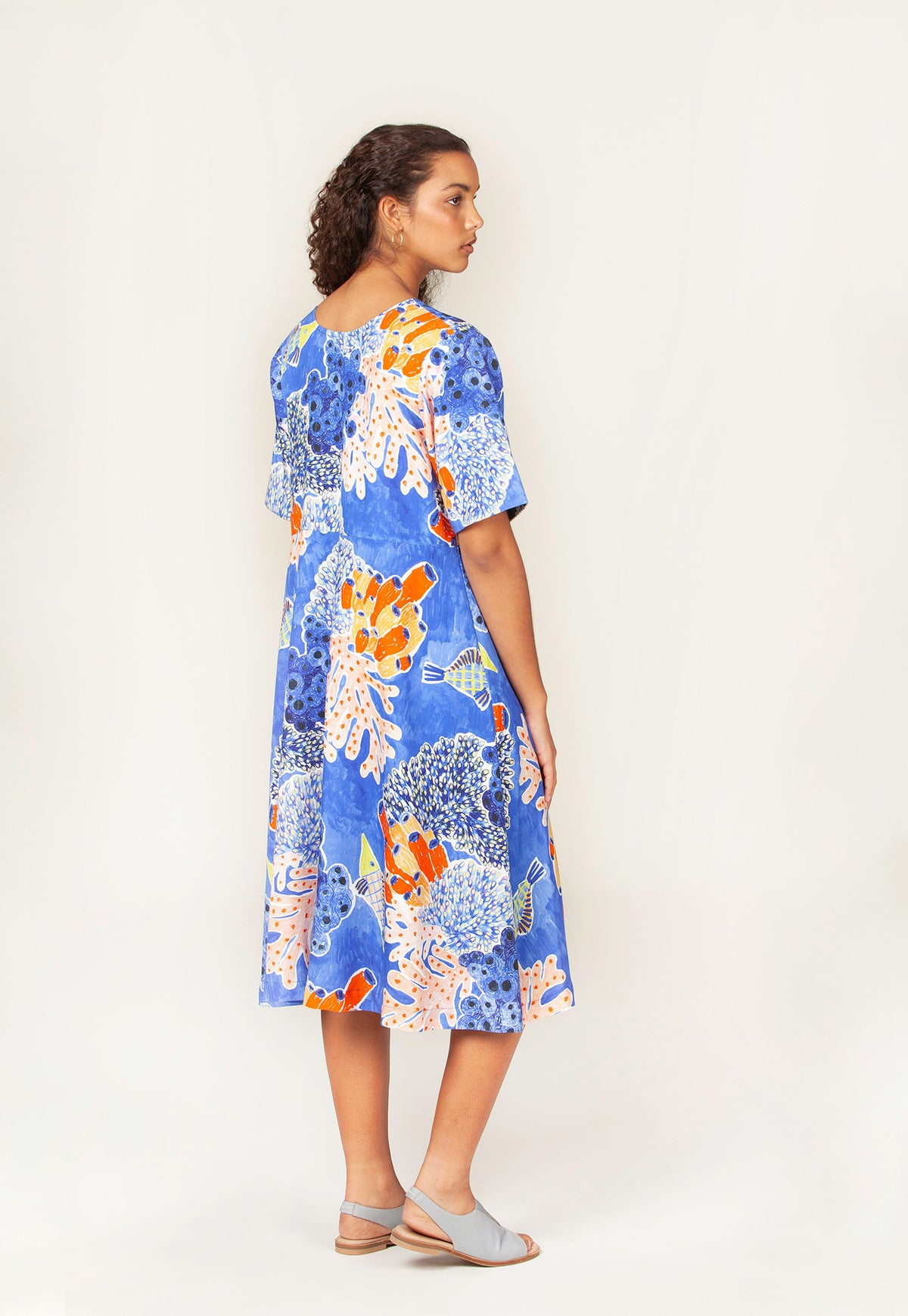Angourie Dress - Reef