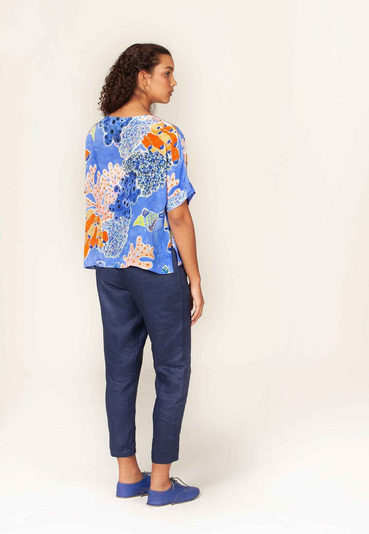 Dolman Top - Reef