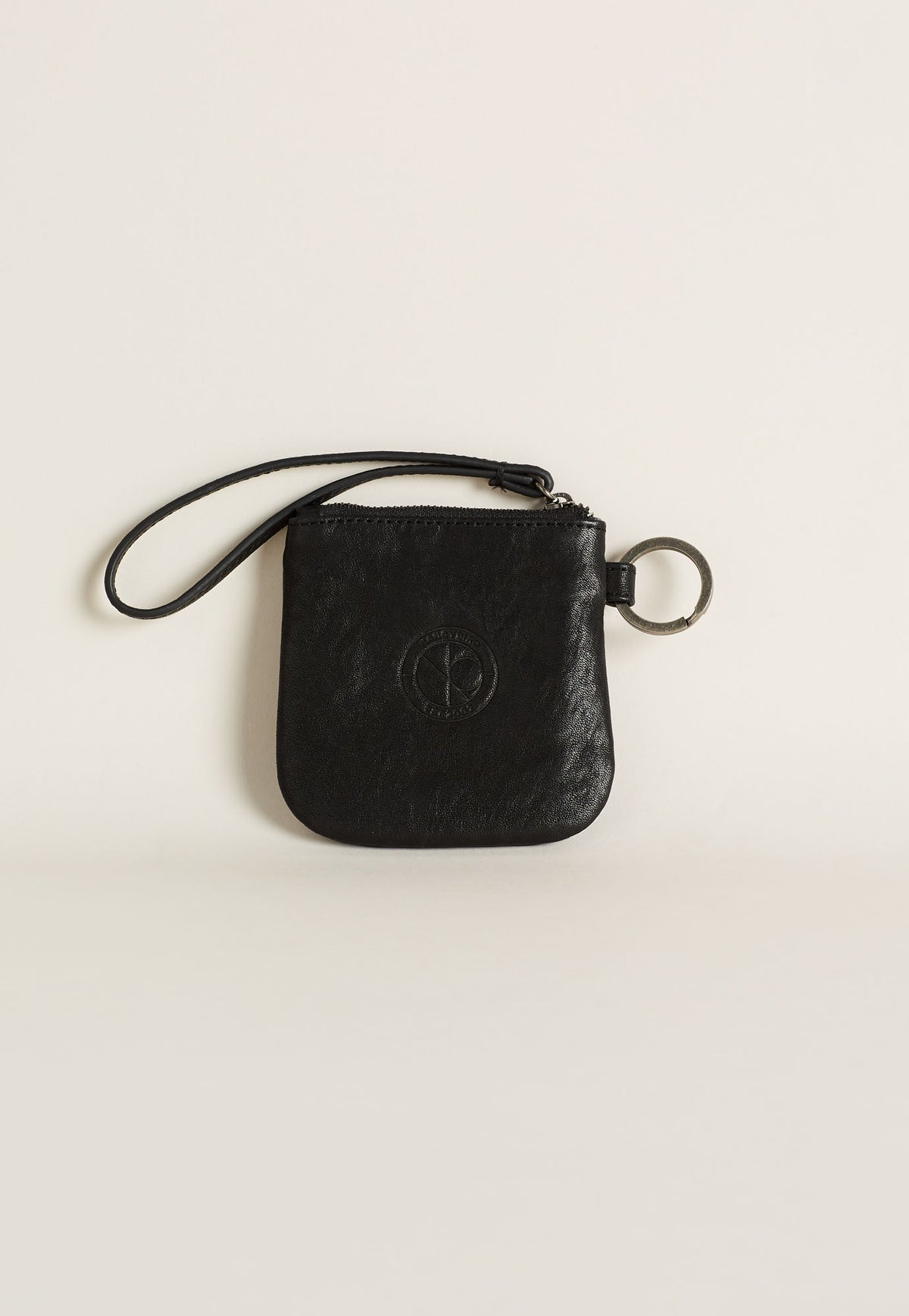Keyring Purse - Black