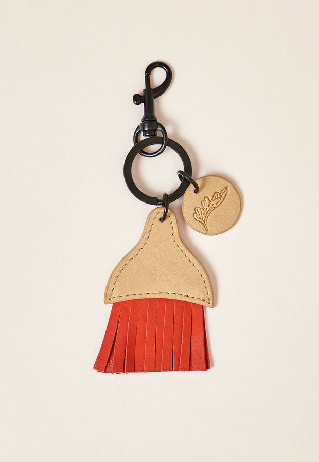 Keyring - Gumnut Red