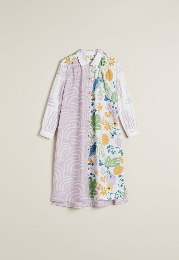 Linley Shirt Dress - Merri