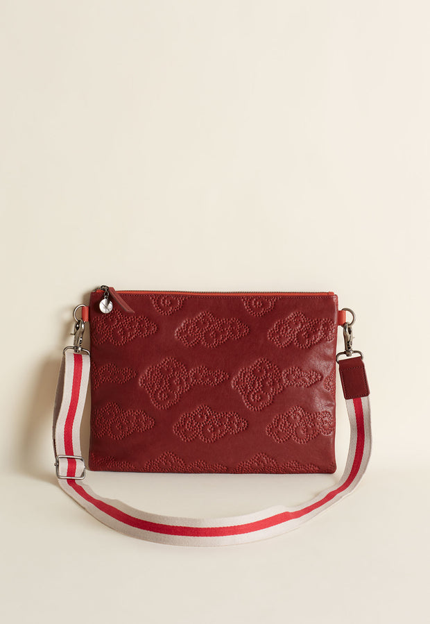 Large Cumulus Bag - Dark Berry