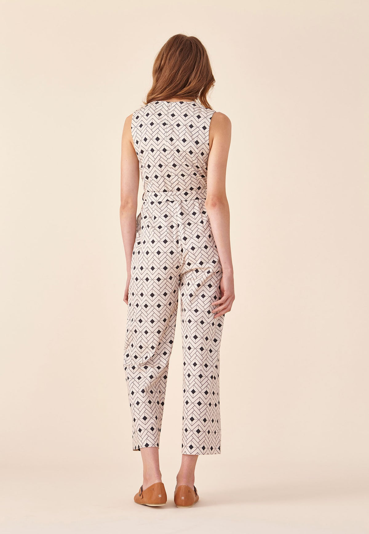 Lucy Jumpsuit - Tile