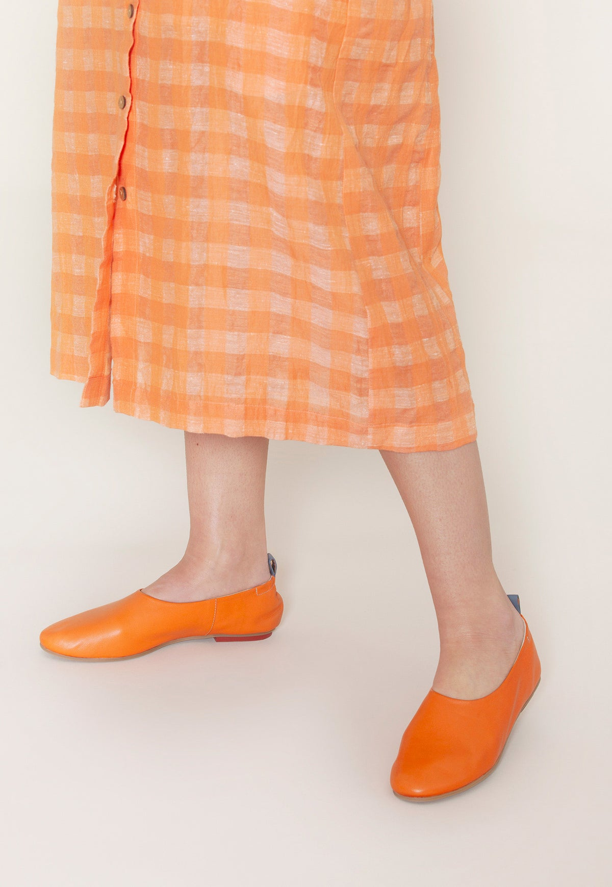 Mulga Flat - Orange
