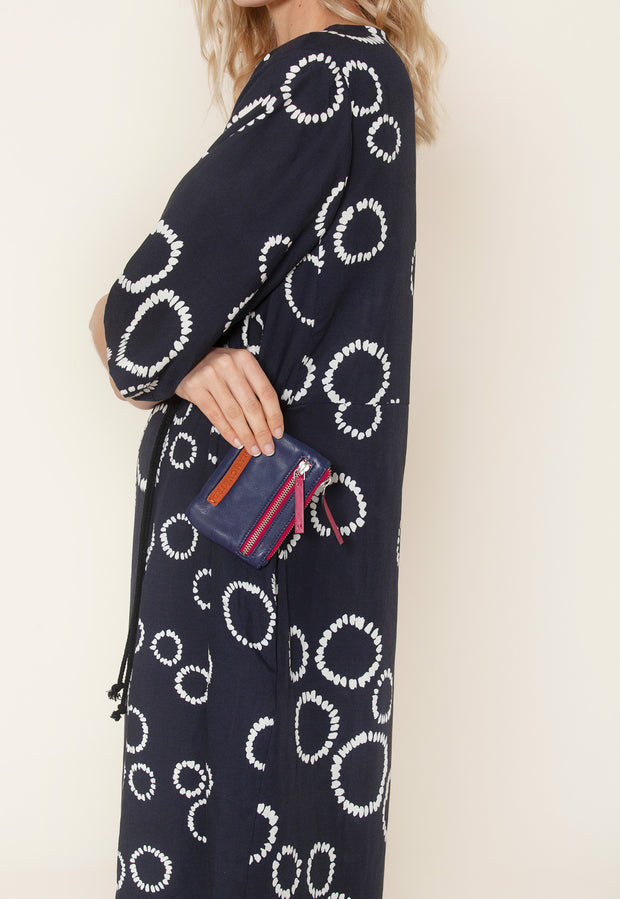 Summit Purse - Deep Navy
