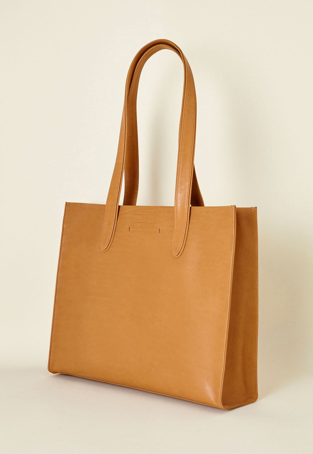 Mahony Shopper - Almond