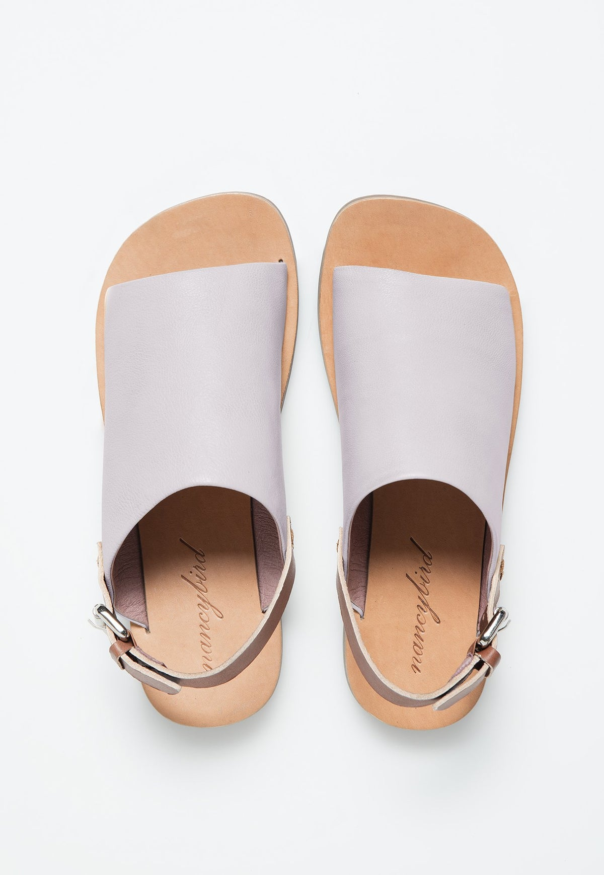Mason Sandals - Porcelain