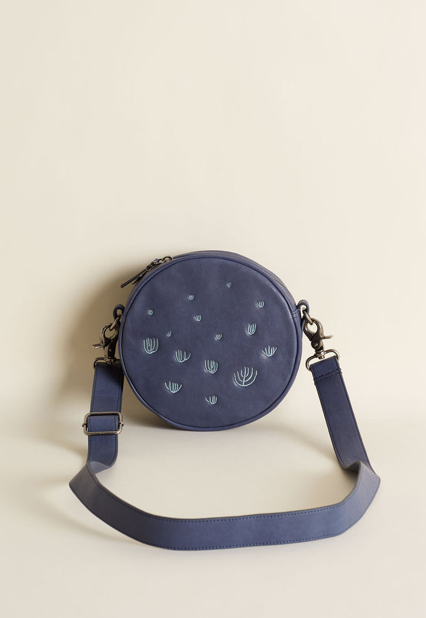 Moon Bag - Indigo