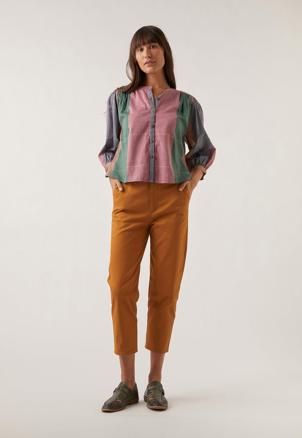 Margot Pants - Tan