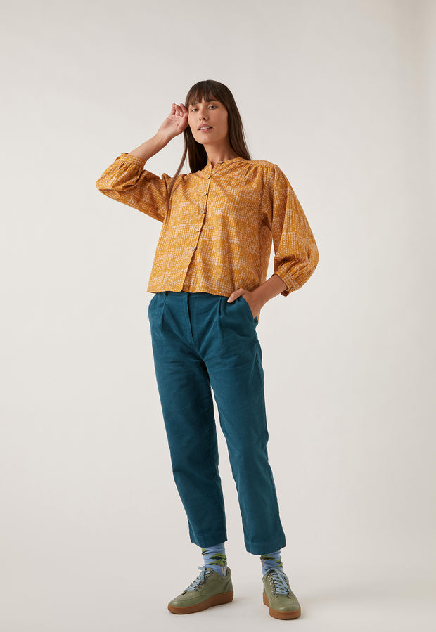 Stirling Pant - Teal
