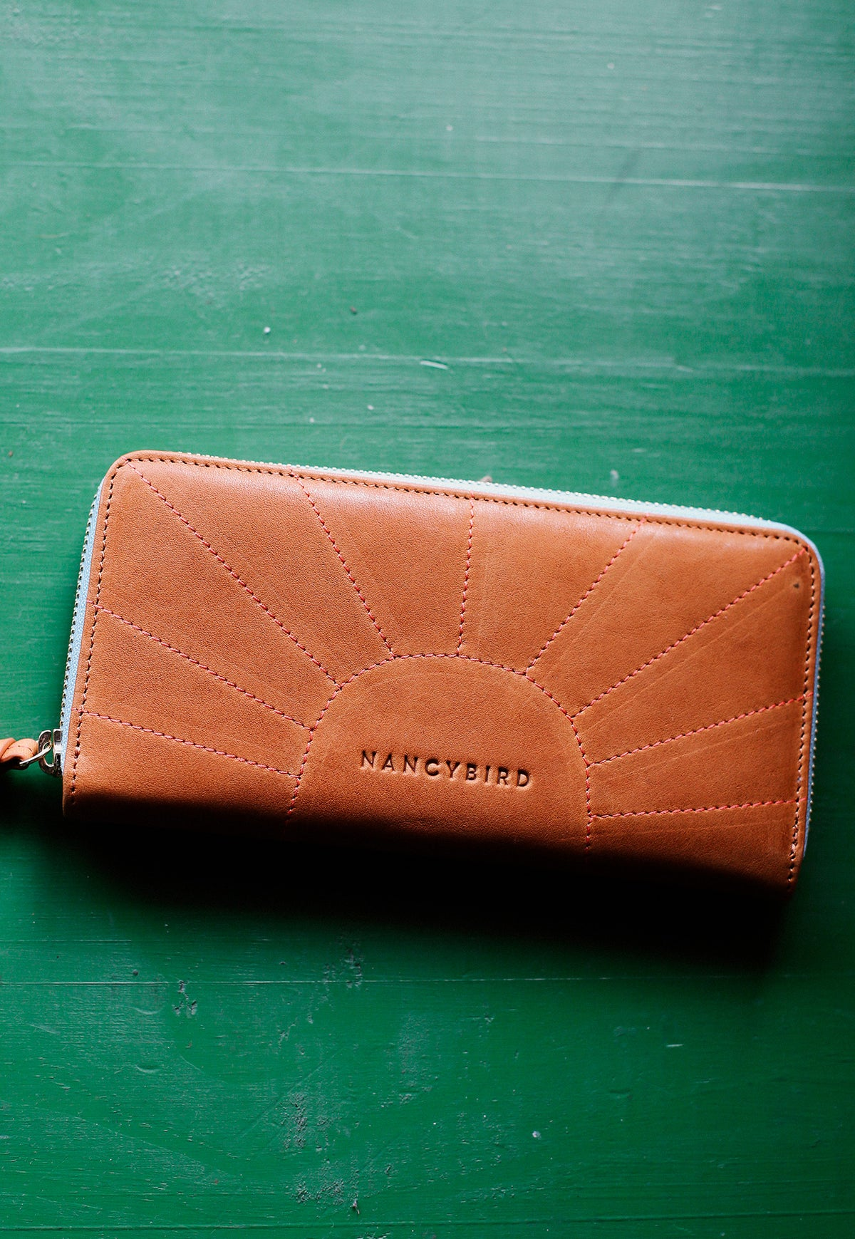 Long Wallet - Ochre
