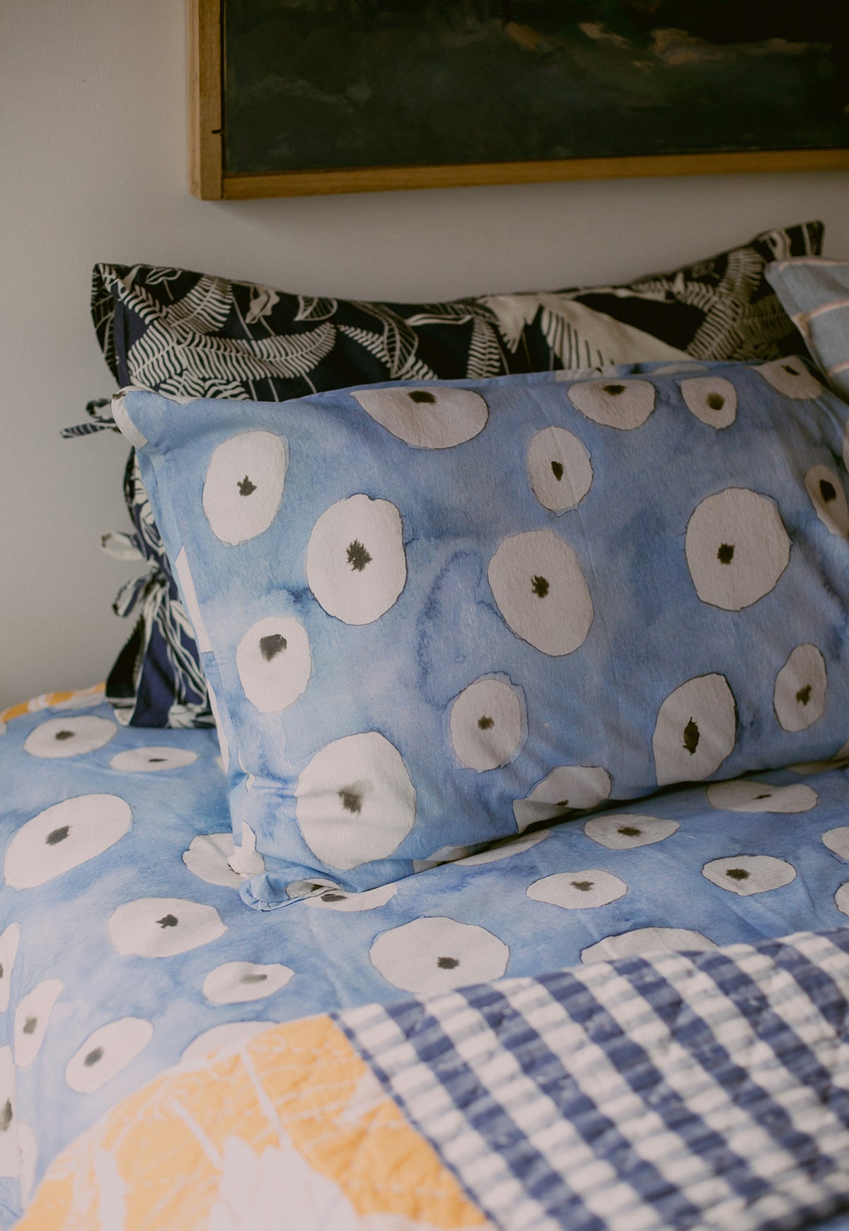 Pillow Case - Spot Tile
