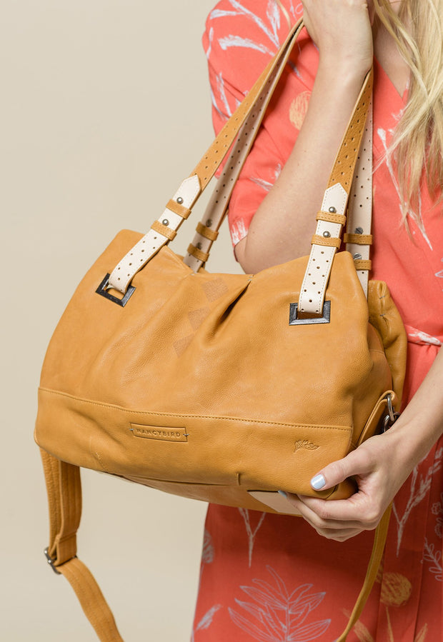 Belt Bag - Ochre