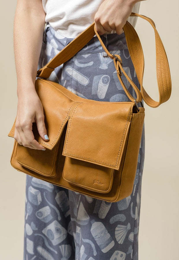Kennett Bag - Ochre