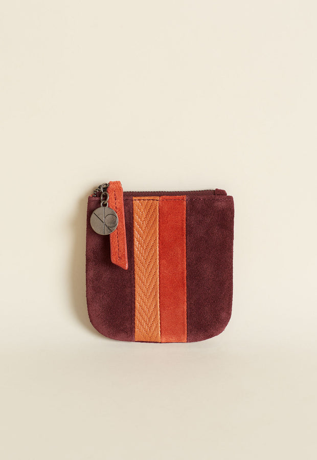 Patch Pouch - Dark Berry