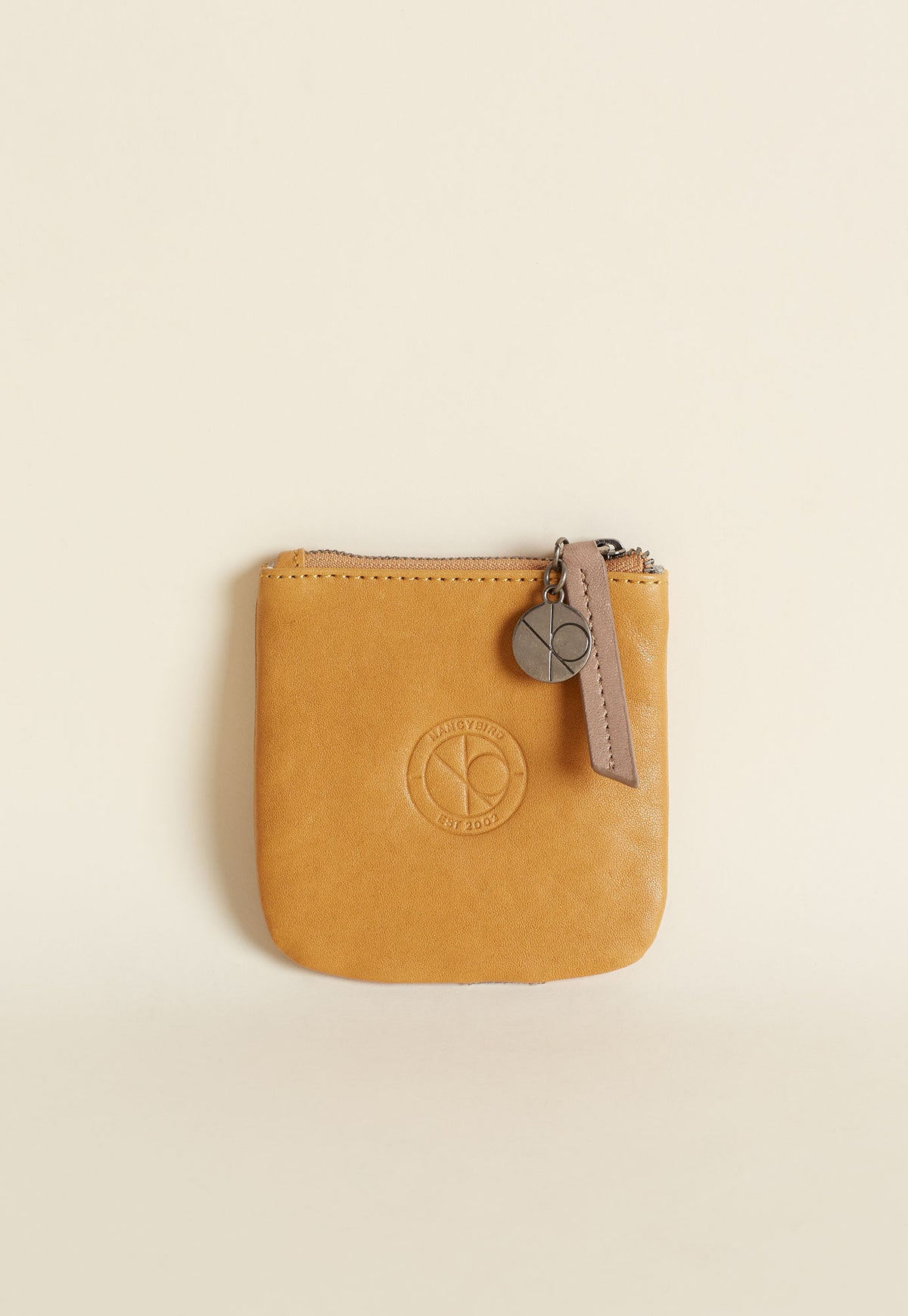 Patch Pouch - Mustard