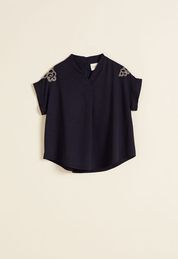 Pilgrim Top - Midnight