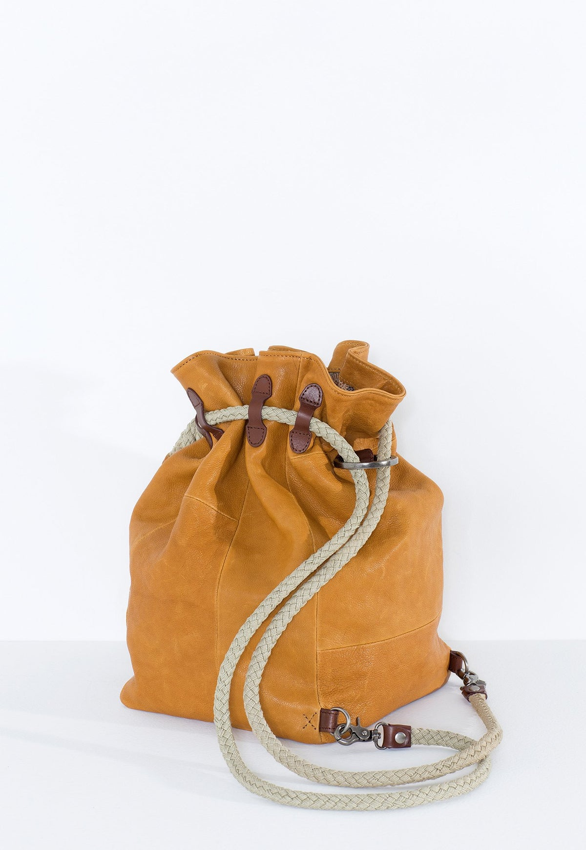 Patch Bag - Mustard