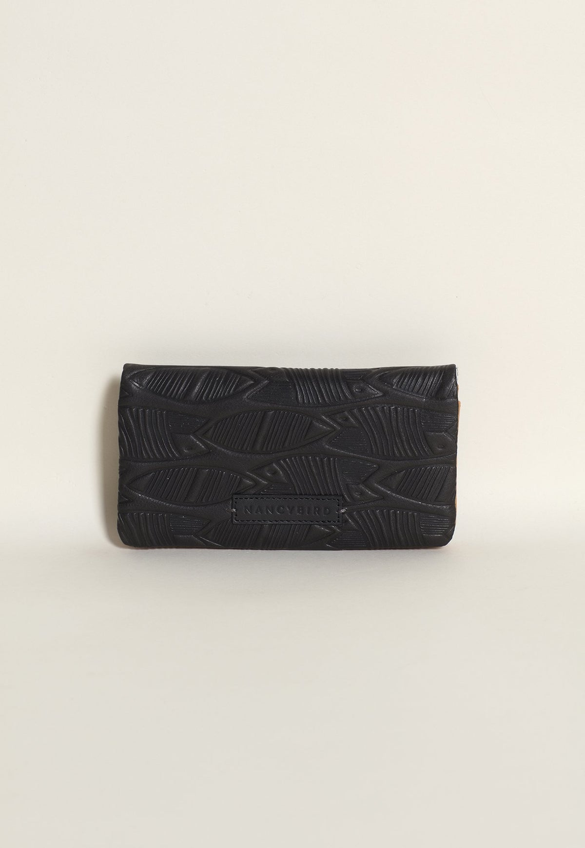 Pearl Wallet - Charcoal