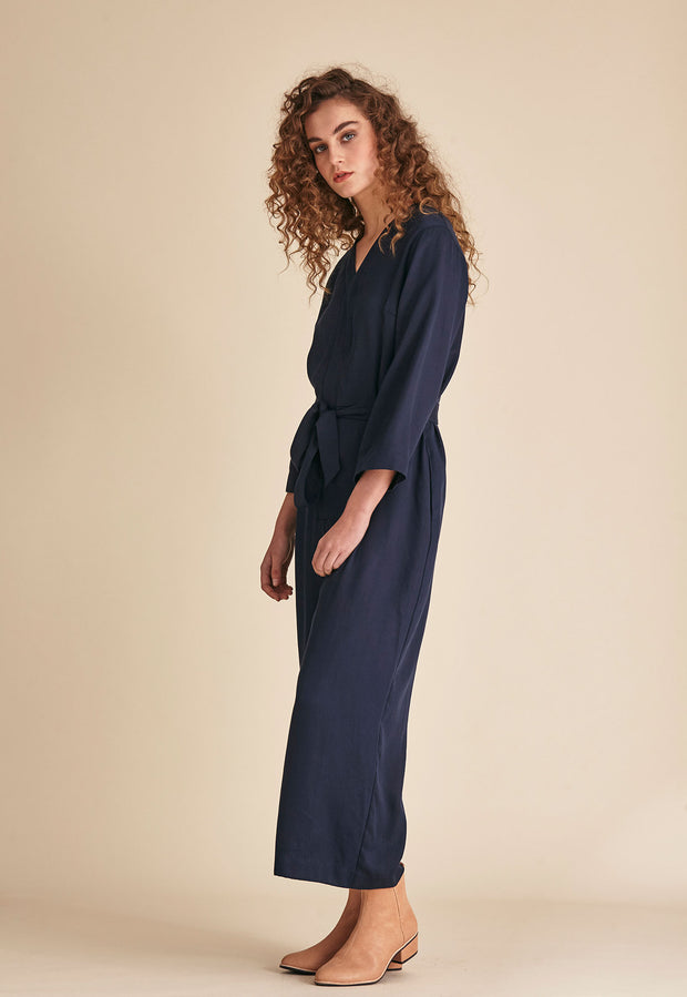 Piper Jumpsuit - Midnight