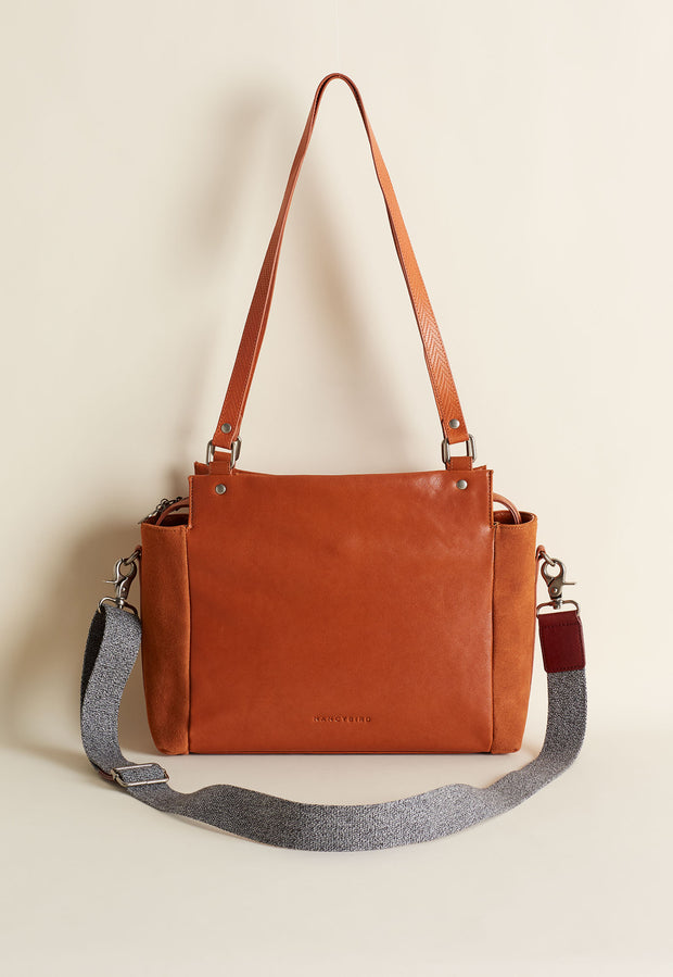 Plateau Day Bag - Rust
