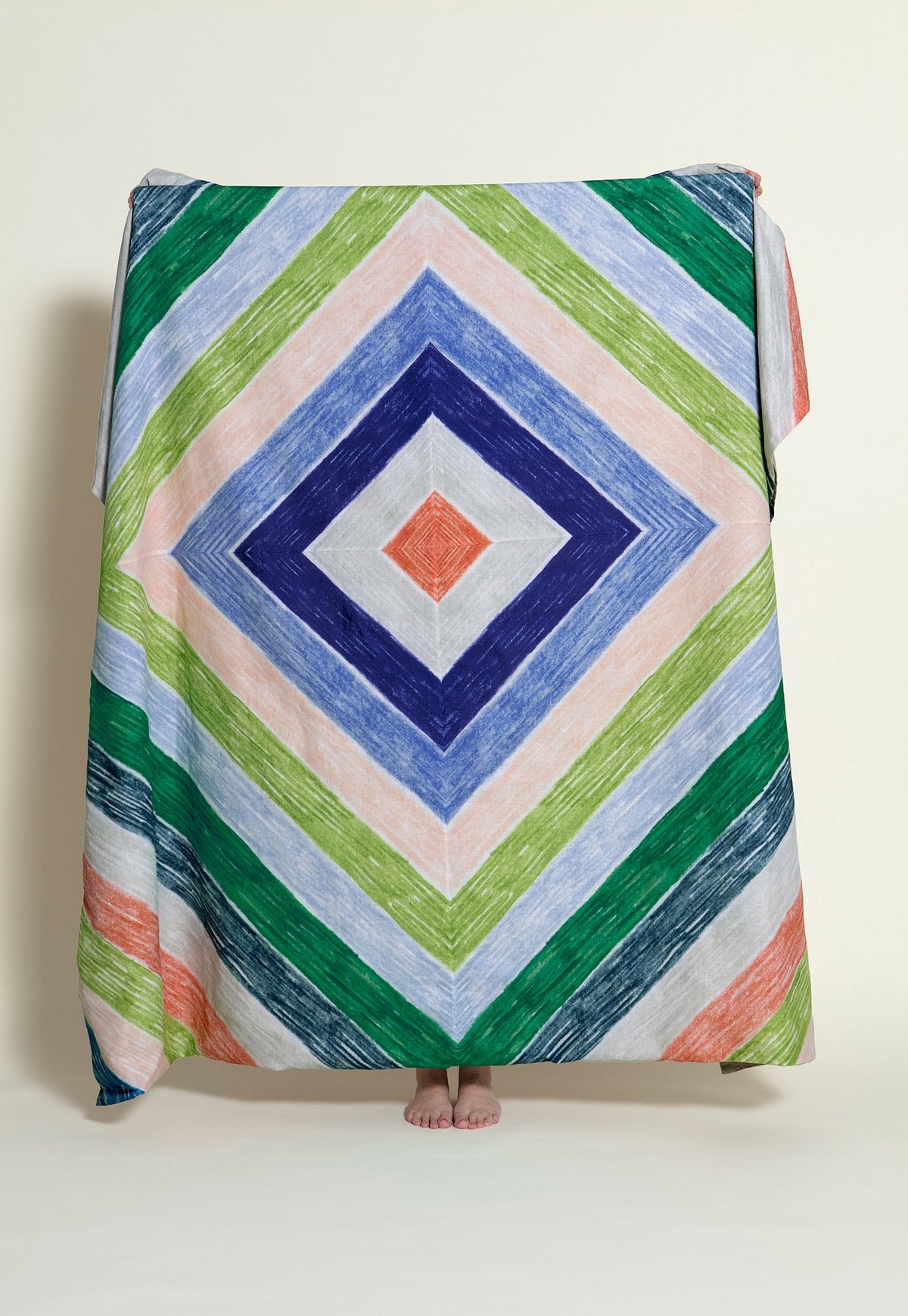Quilt Cover - Cat Eye