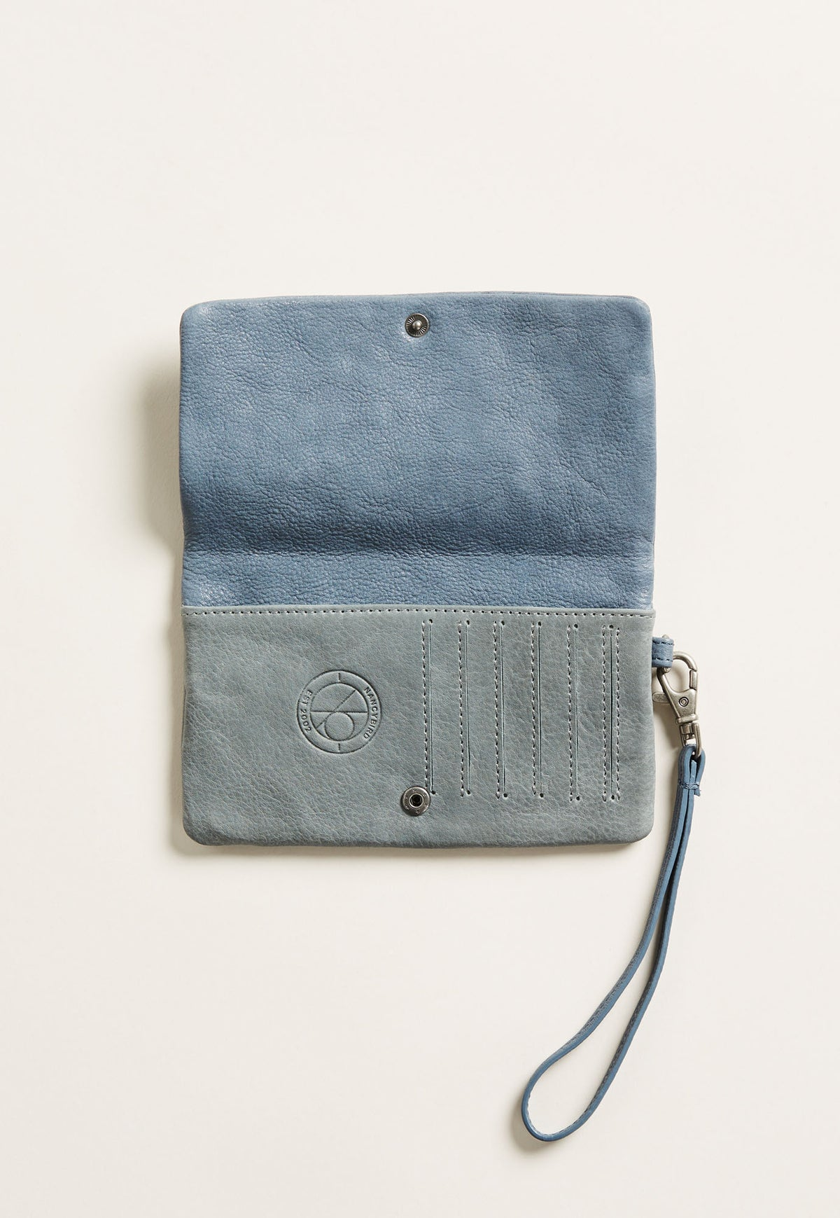 Riley Wallet - Denim