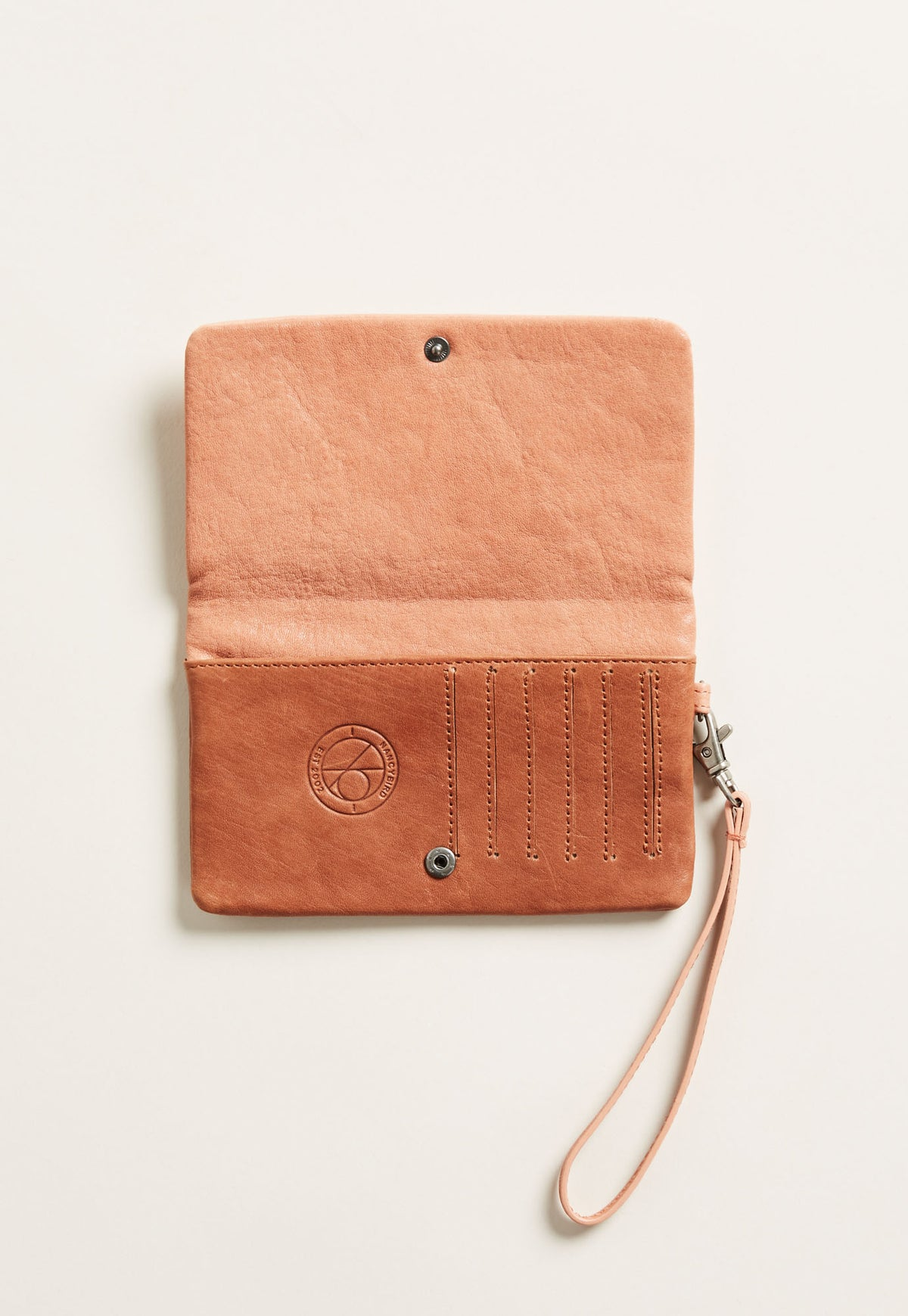 Riley Wallet - Dusty Pink