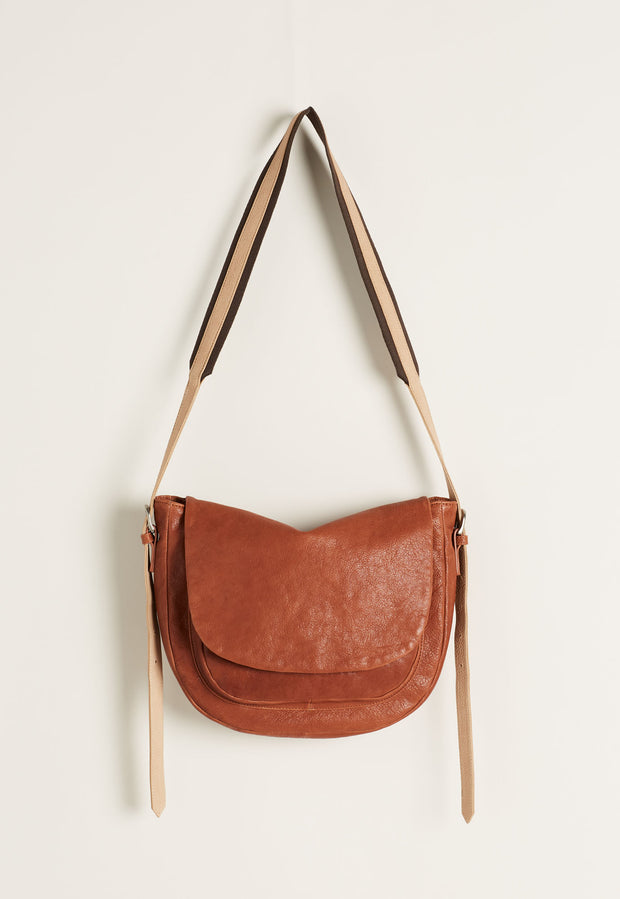 Saddle Bag - Patina