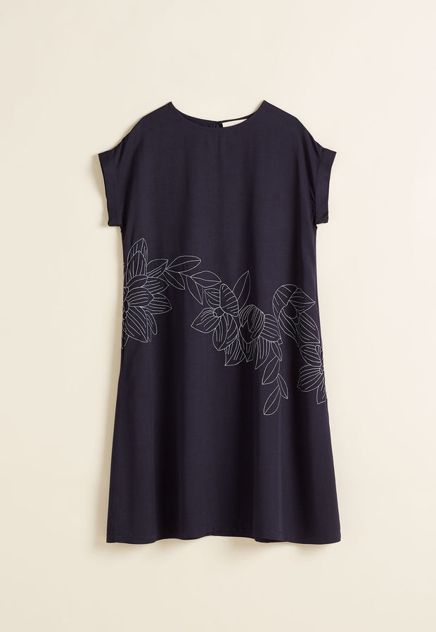 Sera Dress - Midnight