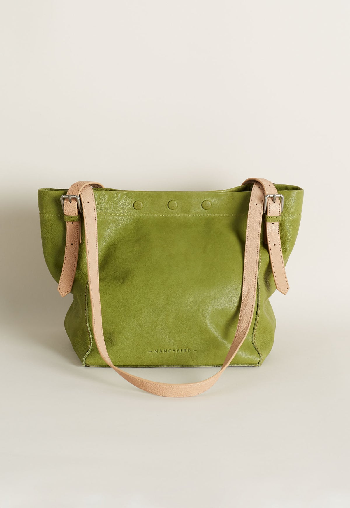 Sling Tote - Moss Green